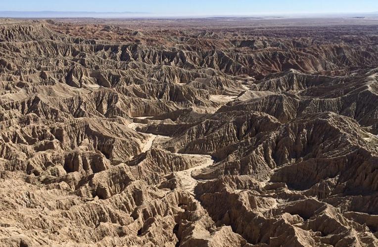 Colorado Desert of southern California