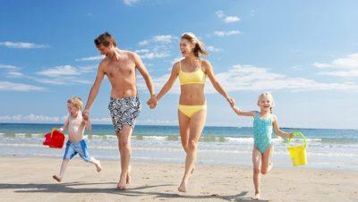 Pack kids for travel