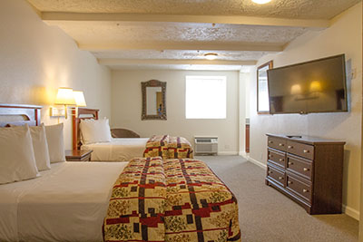Accommodations in San Diego | California Suites Hotel